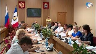 В Правительстве региона выбрали лучшие муниципальные практики