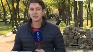 В Красноярске проходит общегородской субботник