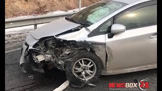ДТП пострадал водитель Дальхимпром