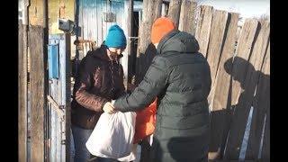 Пострадавшая в пожаре многодетная семья получила помощь муниципалитета (РИА Биробиджан)