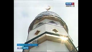 В Адыгее открылась новая мечеть