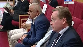Пленарное заседание Законодательного Собрания Кировской области (ГТРК Вятка)