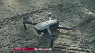 Инспекторы управления Россельхознадзора устанавливают видеокамеры