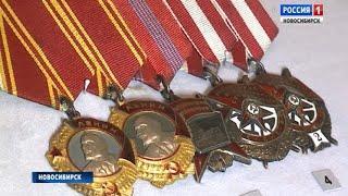 Новую выставку «Награды СССР» открывают в Краеведческом музее Новосибирска