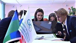 Школьники Сургута устроили битву виртуальных компаний