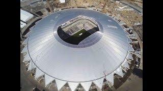 """Сегодня на стадионе """"Самара Арена"""" состоится третий тестовый матч"""