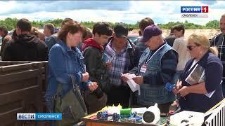 В Смоленской области чествуют лучших аграриев