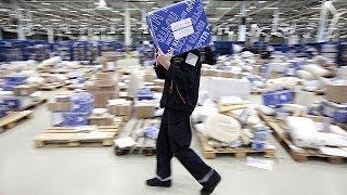 Югорчане в прошлом году получили 3,5 миллиона посылок из заграницы