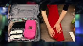 Упаковка чемодана: совершаем невозможное. Студия 11. 29.06.18