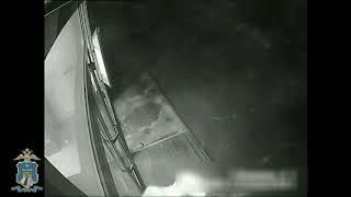 Рецидивист в Ессентуках не успел ограбить банкомат до приезда полиции и претворился спящим