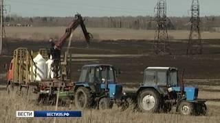 В Вологодской области стартовала посевная кампания