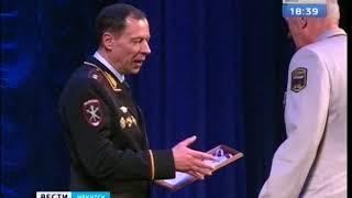 Лучших сотрудников уголовного розыска региона наградили в Иркутске
