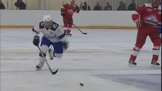 Звезды хоккея приехали на открытие ФОКа в Некрасовское