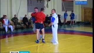 В Иркутске прошёл чемпионат по самбо среди сотрудников Росгвардии