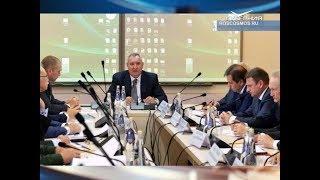 """Дмитрий Рогозин провел в Самаре заседание комиссии, расследующей неудачный запуск """"Союза"""""""