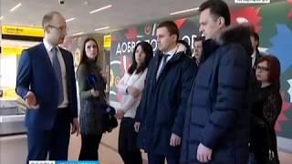 """Аэропорт """"Красноярск"""" может получить статус международного грузового хаба"""