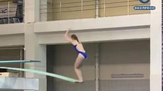 Пензенская прыгунья в воду взяла «бронзу» Спартакиады молодежи России