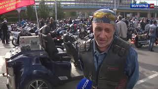 Волгоградские байкеры закрыли мотосезон