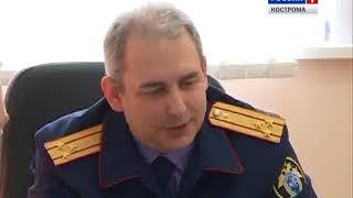 Костромские следователи нашли предполагаемого убийцу 14-летней девочки