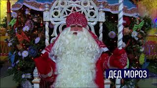 Дед мороз - велоночь 2018