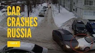 Car Crash Compilation Russia   Winter roads