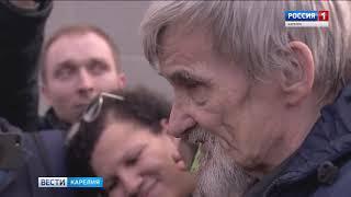Верховный суд отправил на пересмотр дело Юрия Дмитриева