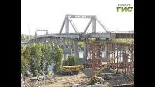 Строители Фрунзенского моста начали последний этап надвижки