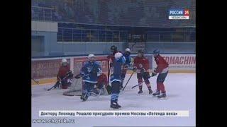 В финале школьной хоккейной лиги Чебоксар встретились «Тигры» и «Ястребы»