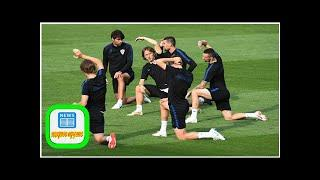 Croatia stand between Mbappe's France and World Cup glory