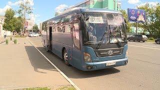 102 автобус «Саранск Пензятка» стал ездить нерегулярно