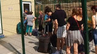 Крымские пограничники празднуют годовщину со дня образования службы