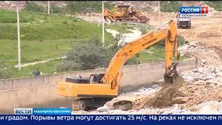 Упрдор «Кавказ» из-за непогоды в Кабардино-Балкарии мобилизовало около 70 единиц спецтехники.