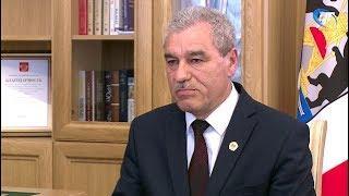 Глава Холмского района рассказал Андрею Никитину, как в муниципалитете будут повышать зарплату