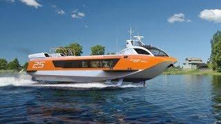 К мечте на подводных крыльях - Югра получит корабли нового поколения