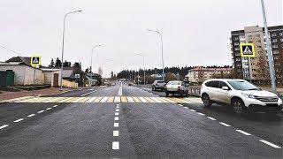 Стало известно, когда все пешеходные переходы Югры оборудуют по новым стандартам