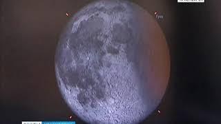 В Красноярске можно будет увидеть лунное затмение и Марс без телескопа