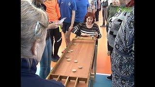 Спорт без границ. В Самаре в преддверии дня инвалидов прошли спортивные городские соревнования