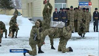 Офицеры спецподразделения «Ермак» отмечают юбилей отряда