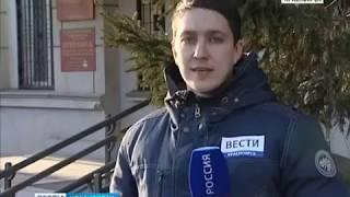 Красноярского депутата Аркадия Волкова отправили под арест на два месяца