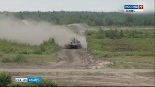 Три танка Т-72Б3 выделены в рамках гособоронзаказа Омскому инженерному институту
