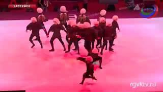В Дагестане прошло официальное открытие чемпионата Европы по спортивной борьбе