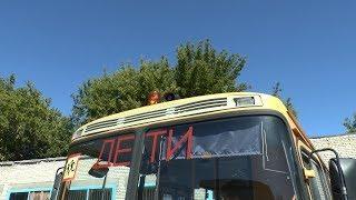 Пензенских детей будут возить на автобусах с желтыми маячками