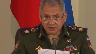 В Севастополе прошло заседание коллегии минобороны РФ
