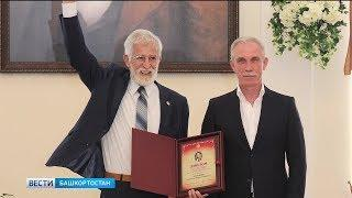 Писатель Камиль Зиганшин стал лауреатом Международной литературной премии имени Гончарова