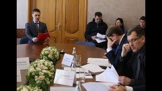 Конкурс по отбору кандидатов на пост мэра Воронежа