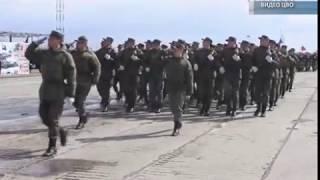 Под Самарой прошла первая репетиция Парада Победы с участием военной техники