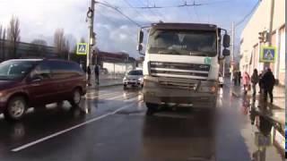 Опубликовано видео с места ДТП на Южном вокзале