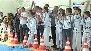 Смоленск принял отборочный турнир по тхэквондо