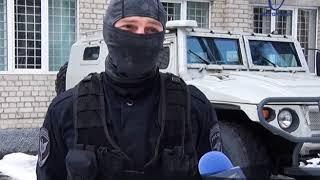 Щит Отечества – СОБР «Белогор»