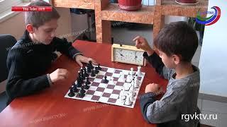 Таймаз Темирбеков - один из лидеров детского этапа Кубка России по шахматам